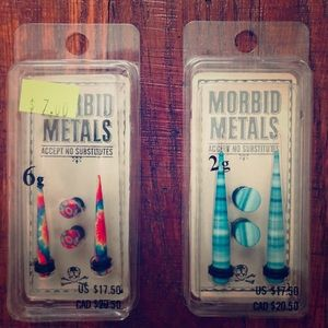 Hot Topic Gauges